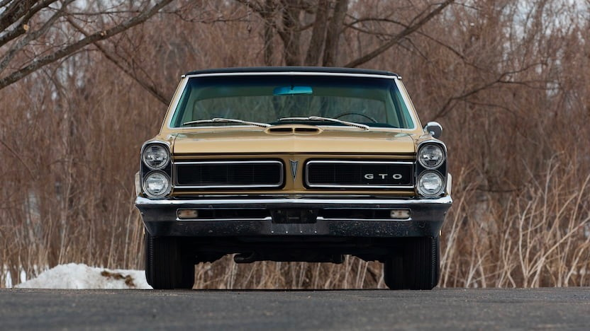 1965 Pontiac GeeTO Tiger (Photo by Mecum Auctions)