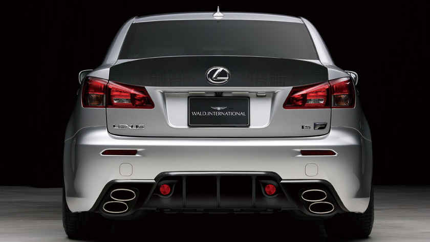wald lexus is f official 005