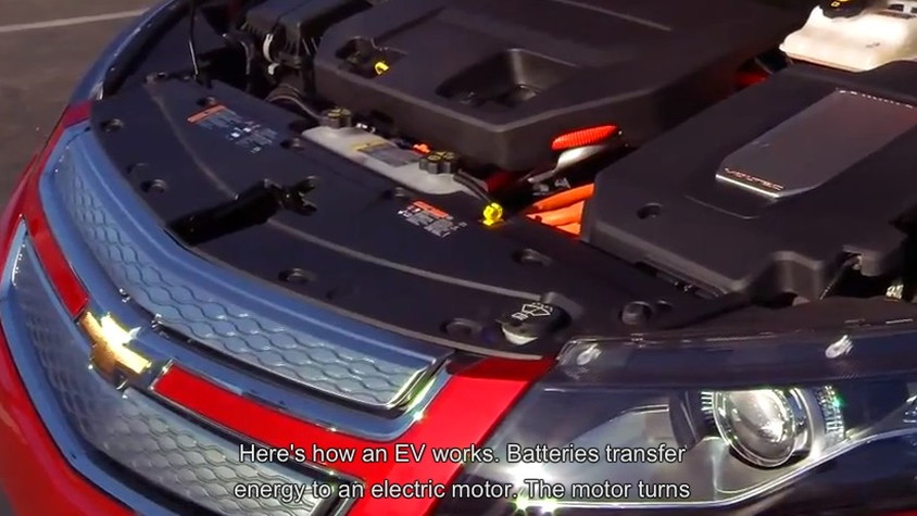 U.S. DoE Video. Energy 101: Electric Vehicles