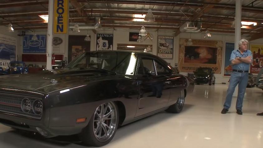 SpeedKore Performance Dodge Charger Tantrum On Jay Leno's Garage