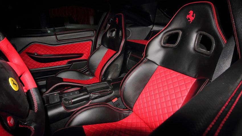 The Anderson-tuned Ferrari 599