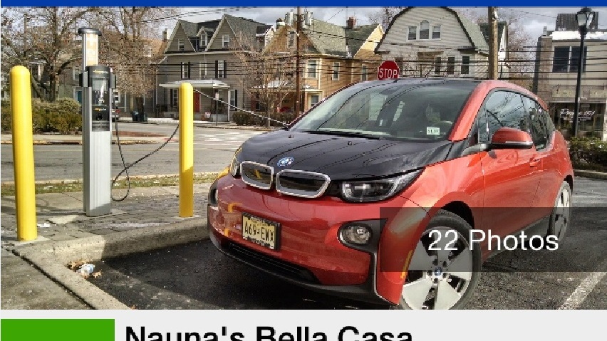 Electric Car Charging Stations Locations >> Plugshare App Showing Electric Car Charging Sites Trip Planner Update