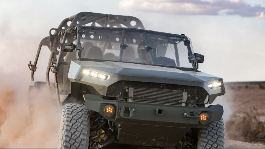 Chevy Military Trucks For Sale >> Chevy Wants To Build Colorado Zr2s For The Military