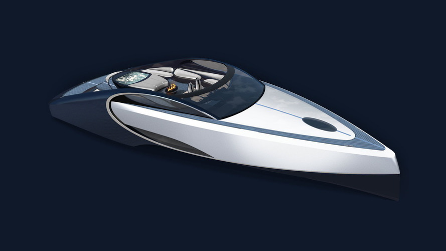 Palmer Johnson Niniette 66 yacht inspired by Bugatti