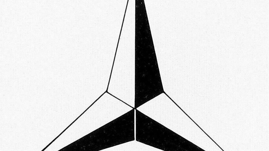 Mercedes-Benz historical logos