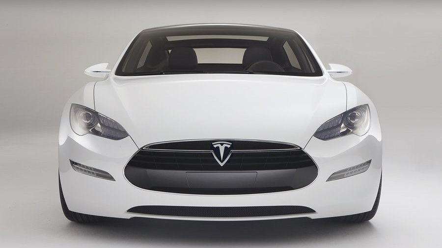 2012 Tesla Model S prototype