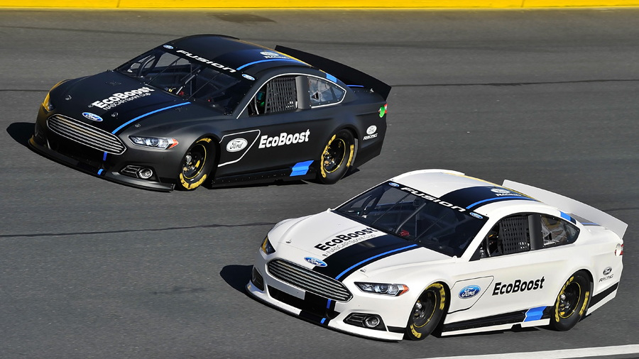 Photo courtesy Ford Racing