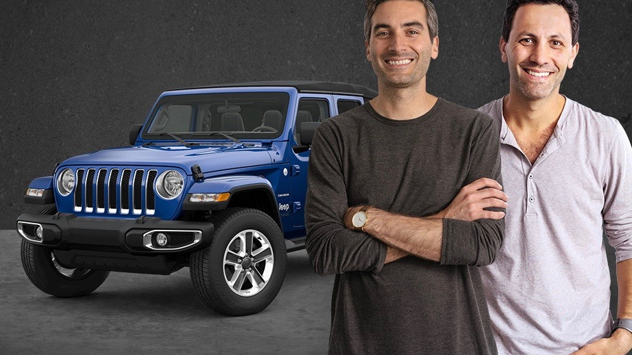 Jeep Wrangler Celebrity Customs