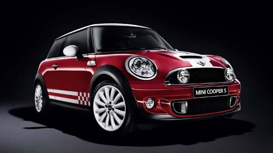 The 2012 MINI Cooper Rauno Aaltonen Edition