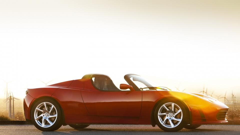 2011 Tesla Roadster 2.5