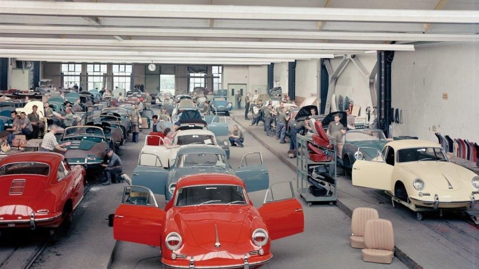 Porsche 356 cars were produced at Recaro-predecessor Stuttgarter Karosseriewerk Reutter & Co. GmbH,
