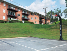Round Hill Apartments. 8584 Freyman Drive, Chevy Chase, MD 20815