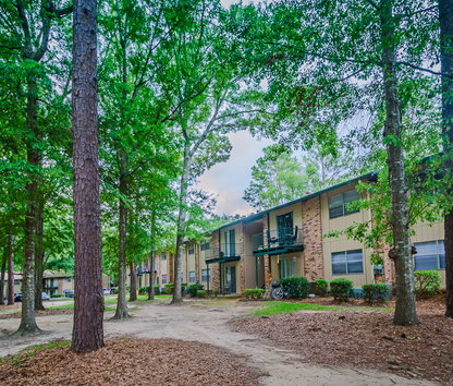 Lovely Image Of Autumn Woods Apartment Homes In Mobile, AL