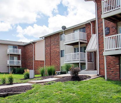Image Of The Club At Highland Park Formerly Lake Forest Apartments In Omaha