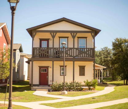 Image Of Capstone Cottages Of San Marcos In San Marcos, TX