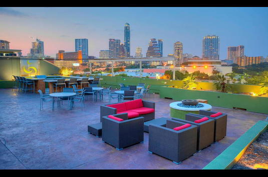 Image Of Crescent Apartments In Austin, TX