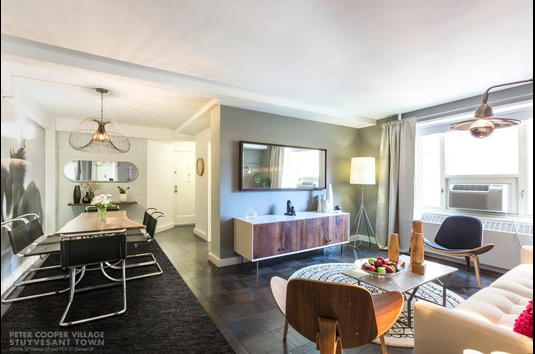 Reviews Prices for StuyTown New York NY – Stuy Town 2 Bedroom Floor Plan