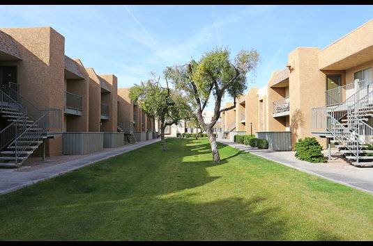 Image Of Sorrento Apartments (formerly Dobson Village) In Mesa, AZ