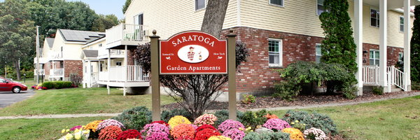 Saratoga Garden Apartments