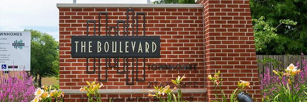 The Boulevard Townhomes