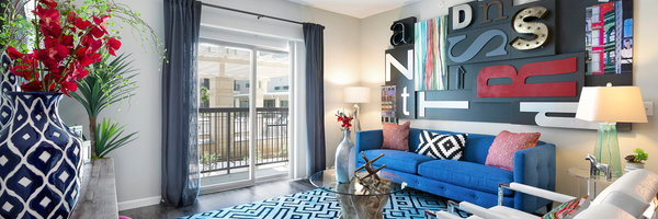The Standard at Leander Station Apartments