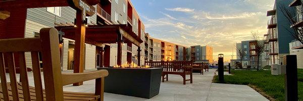 The Backyard Apartments at One North