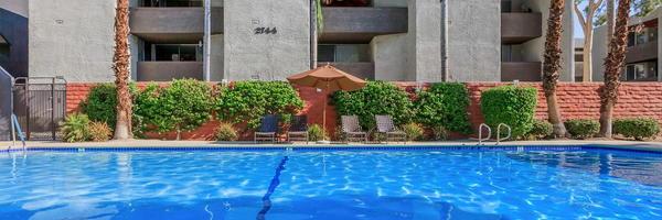 Mojave Blue Urban Apartment Homes