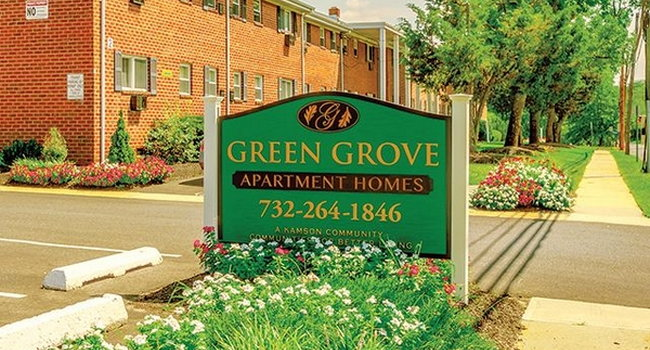 Image of Green Grove Apartments in Keyport, NJ