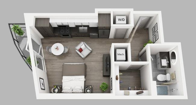 Adaire Apartments A Greystar Elan Community 131 Reviews