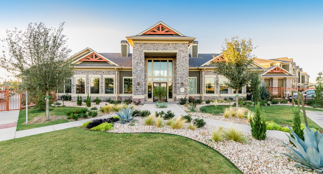 Beautifully Landscaped Grounds