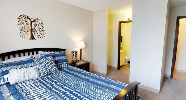 One, Two, & Three Bedroom Apartments Available