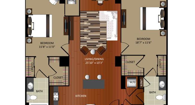 Gables City Vista 49 Reviews Washington Dc Apartments For Rent Apartmentratings