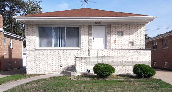 Image of 509 Yates Avenue in Calumet City, IL