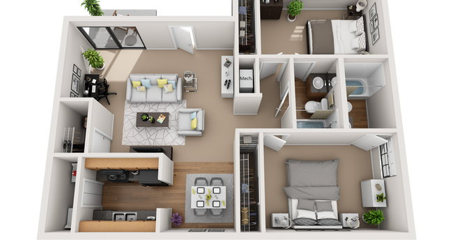 Avery Point Apartments of Indianapolis - 161 Reviews ... on