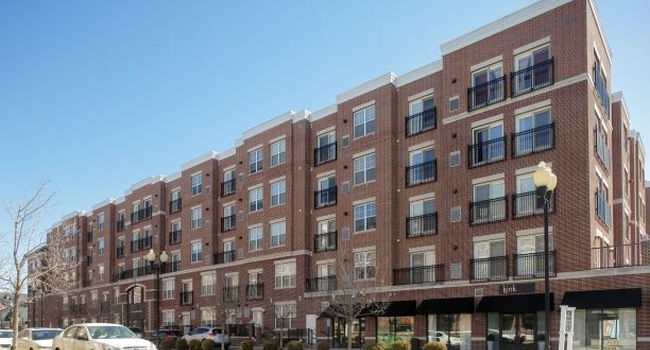 Image Of The Brownstones At Englewood Apartments In Nj