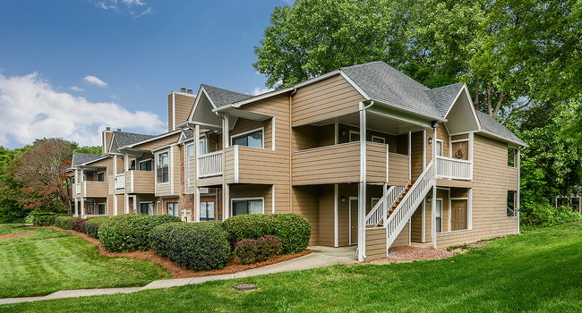 Image Of River Birch Apartments Phase I In Charlotte Nc