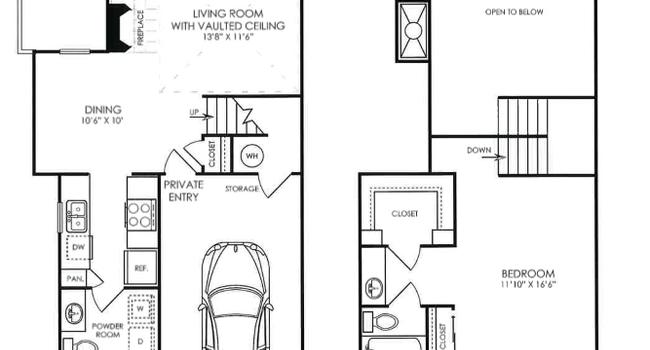 Embry Apartment Homes - 43 Reviews | Carrollton, TX ... on