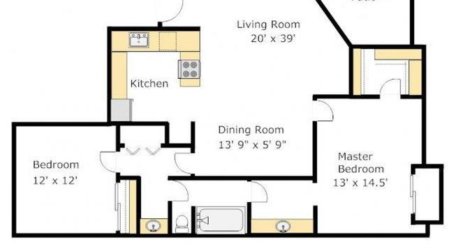 Casas Lindas - 39 Reviews | Tucson, AZ Apartments for Rent ...