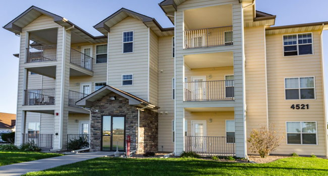 Ordinaire Image Of Homestead Garden Apartments In Rapid City, SD
