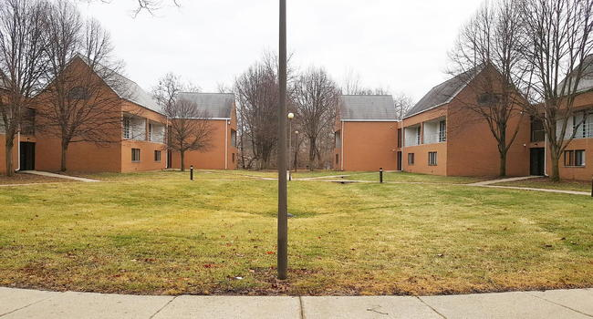 Image Of Cts Apartments In Indianapolis