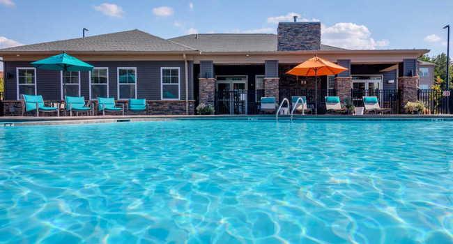 Blue Cool Swimming Pool