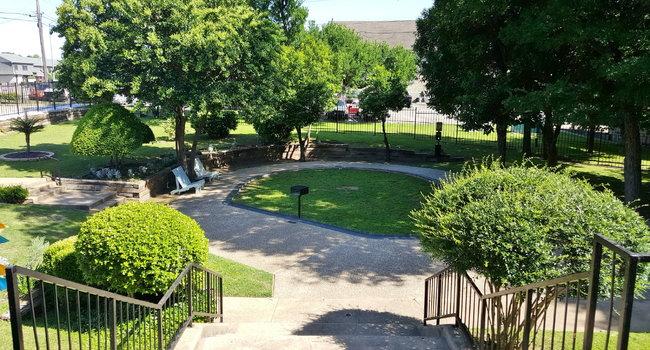 Serene Park Entrance