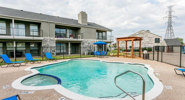 Park Ridge Apartments - 16 Reviews | Mesquite, TX Apartments