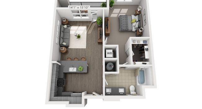Mayfair Reserve - 7 Reviews | Wauwatosa, WI Apartments for