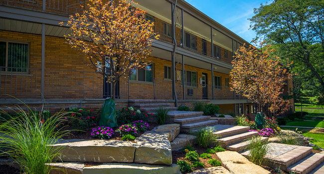 Ann Arbor Woods Apartments - 37 Reviews | Ann Arbor, MI ...