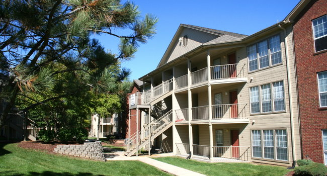 Image Of Campus View Apartments In Columbia Mo