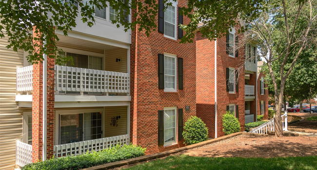 Image Of The Timbers Apartments In Richmond Va