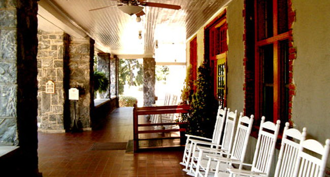 Image Of Kenilworth Inn In Asheville Nc