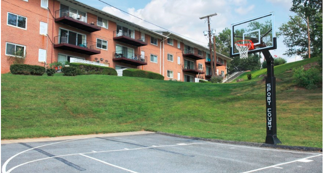 Image Of Round Hill Apartments In Chevy Chase, MD