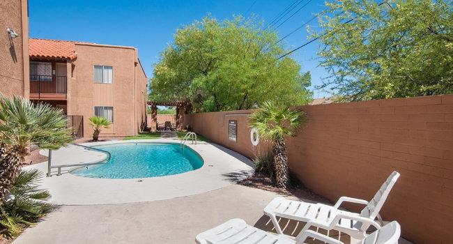 Image Of Acacia Gardens In Tucson Az
